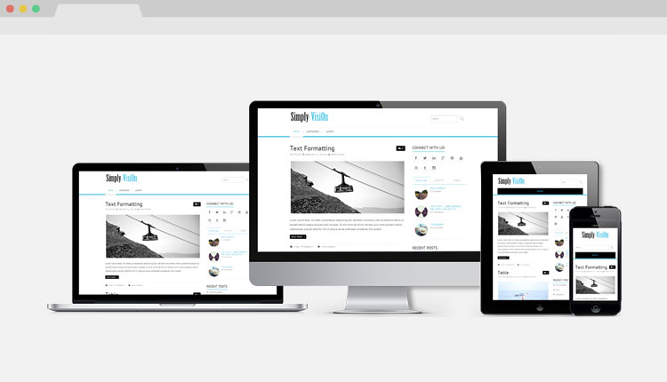 Simply-VisiOn Wordpress