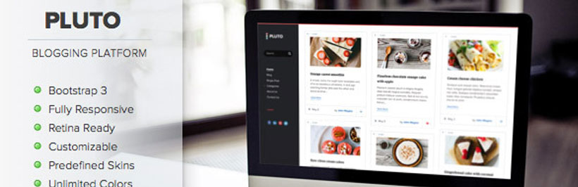 Best Blog / Magazine Premium WordPress Themes of June 2014