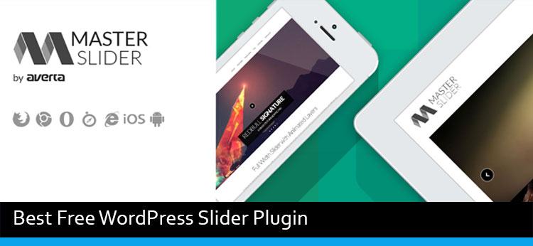 6 Best Free WordPress Slider Plugin Of 2017