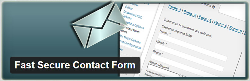 Best Free WordPress Contact Form Plugin