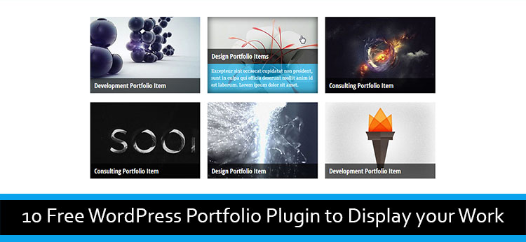 9 Free Best WordPress Portfolio Plugin Of 2017
