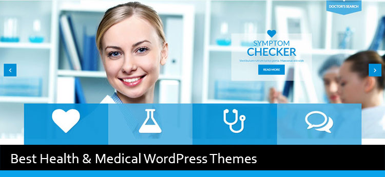 31 Best Health And Medical WordPress Themes Of 2017