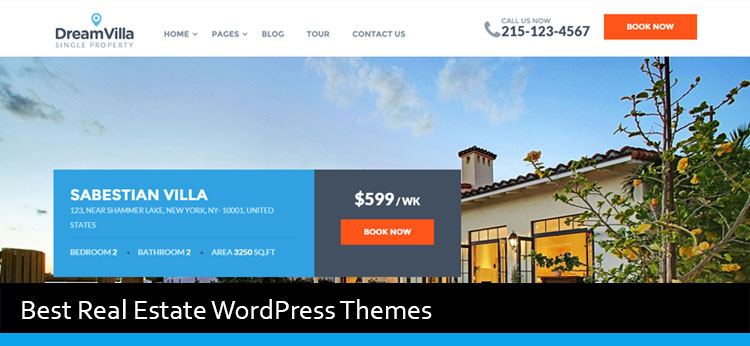 33 Best Real Estate WordPress Themes Of 2017