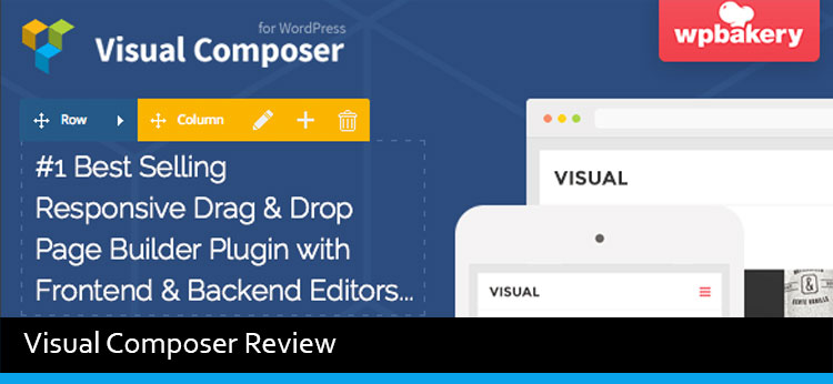 Visual Composer Review: Page Builder for WordPress