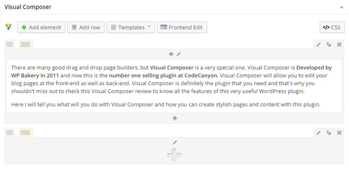 Visual Composer Review