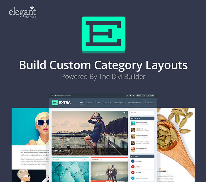 Extra Ultimate Magazine WordPress Theme
