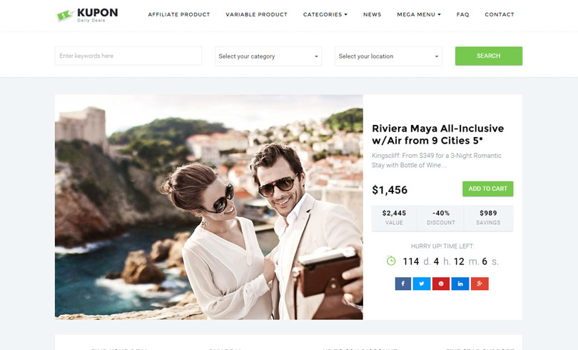Best Coupon Themes For WordPress