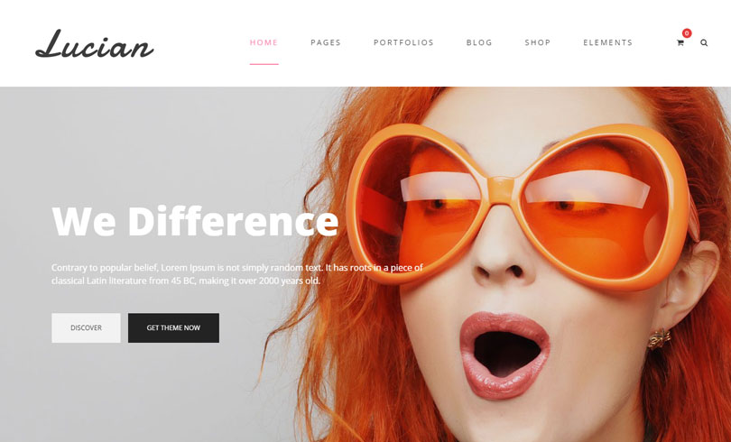 Best Premium WordPress Themes Of January 2016