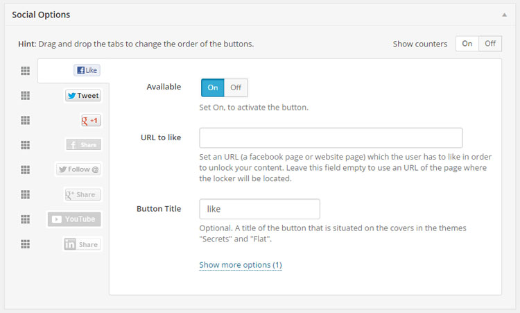 How To Use One Press Social Content Locker WordPress Plugin