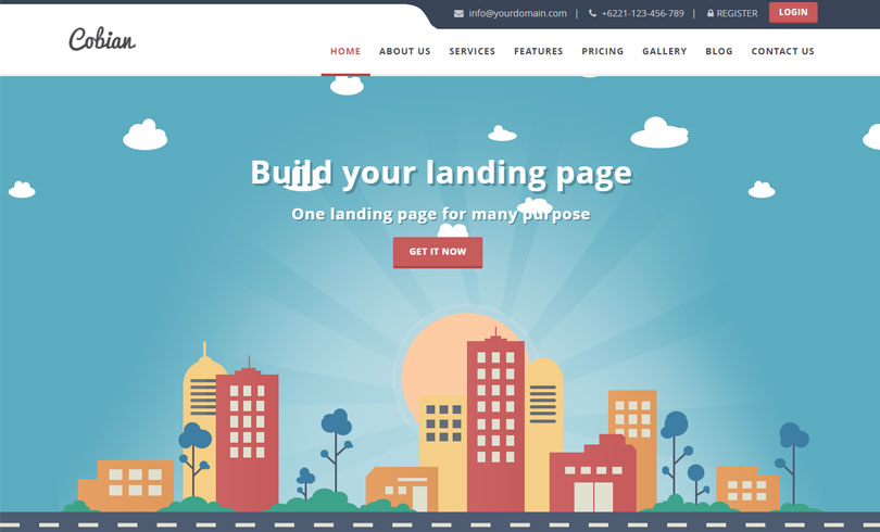 10 Best Landing Page WordPress Themes Of 2017 - Modern WP Themes