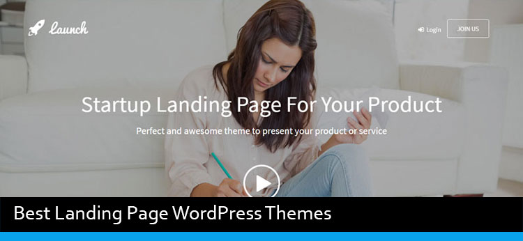 10 Best Landing Page WordPress Themes Of 2017