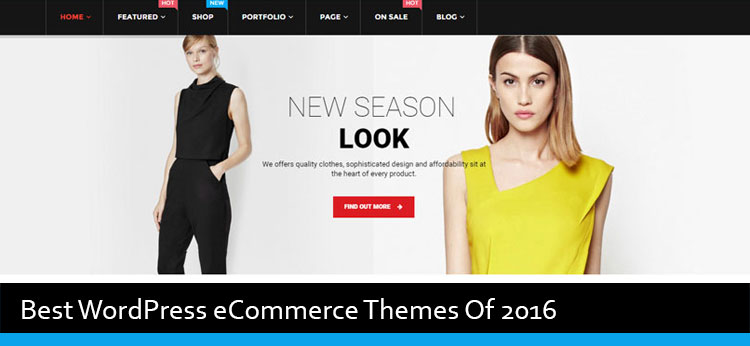 44 Best WordPress eCommerce Themes Of 2017