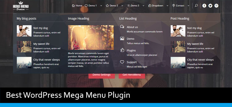 6 Best WordPress Mega Menu Plugins Of 2017