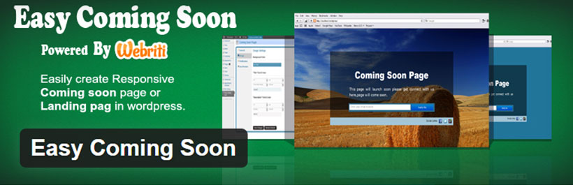 Best Coming Soon WordPress Plugin