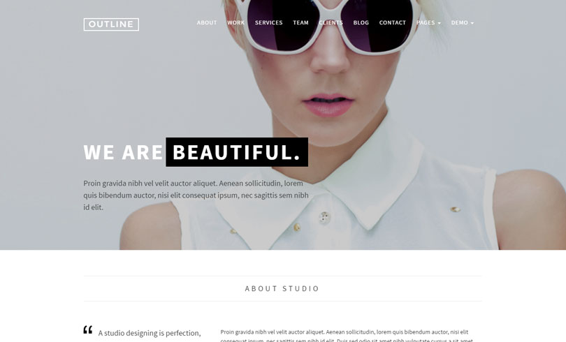 Best Creative WordPress Themes Of 2016