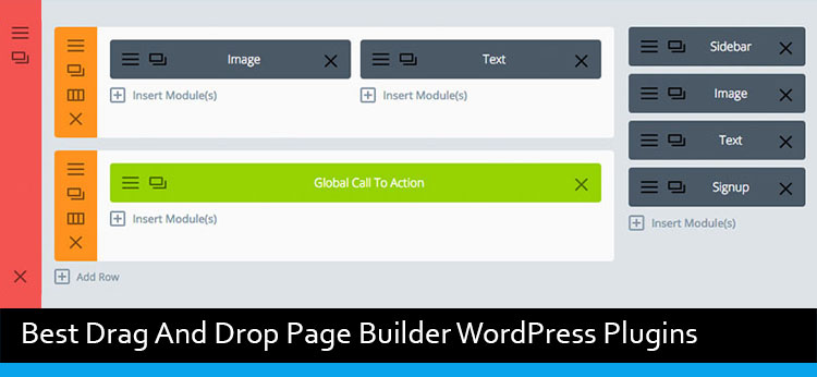 3 Best Drag And Drop Page Builder WordPress Plugins Of 2017