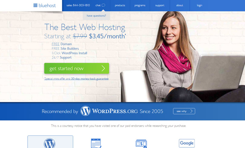 Best Hosting For WordPress blog