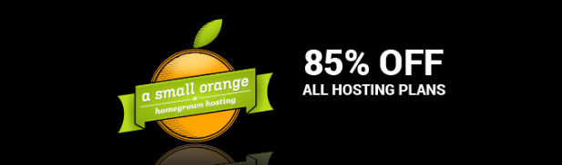A Small Orange Black Friday Cyber Monday Web Hosting Deals 2016