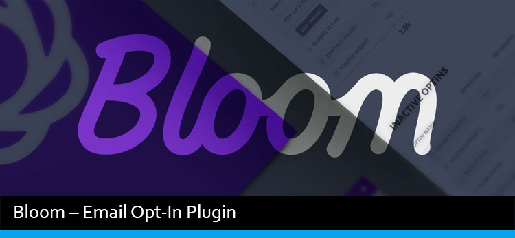 Bloom eMail Opt-In Plugin Review – Get More Subscribers