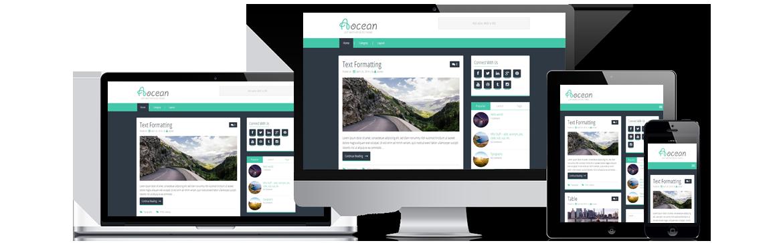 Aocean WordPress Theme