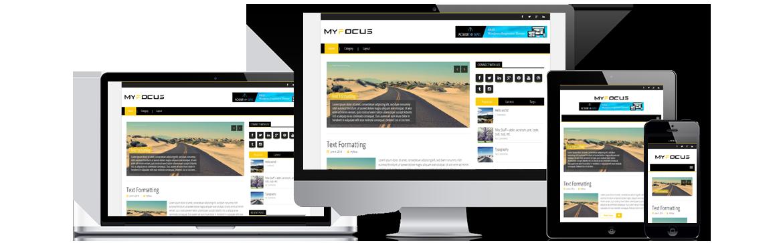 My Focus WordPress Theme