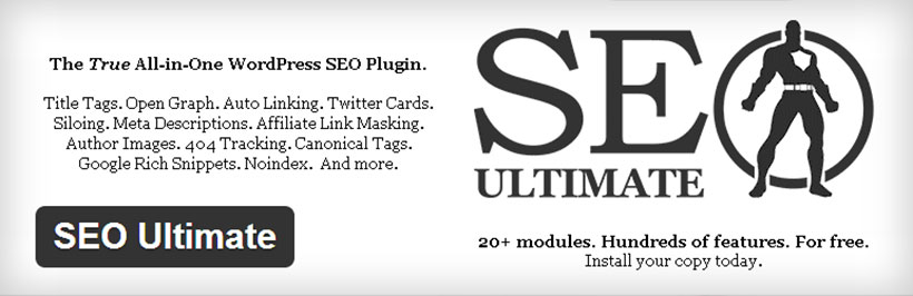 Best WordPress SEO Plugin SEO Ultimate