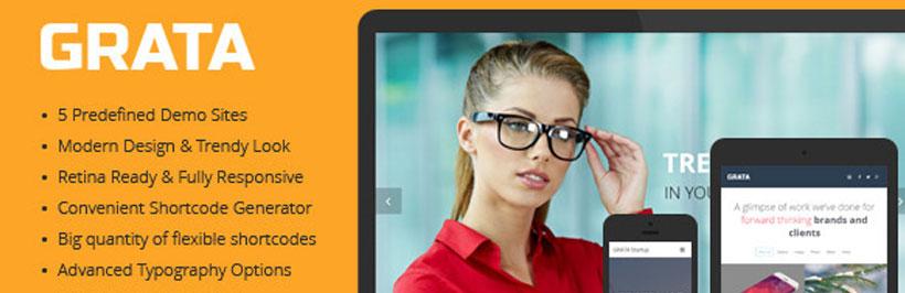 Top 6 Business Premium WordPress Themes Of June 2014