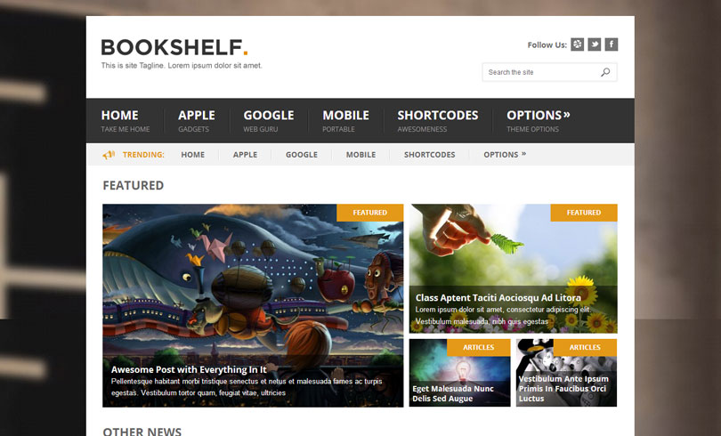 Best WordPress Themes MyThemeShop