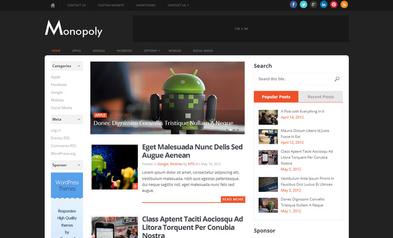 38 Best WordPress Themes By MyThemeShop Of 2018 - Modern WP Themes