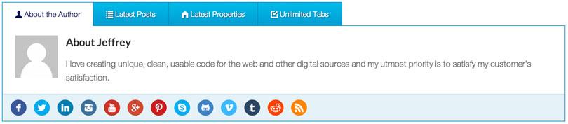 Best Free & Premium Author Bio Box WordPress Plugin