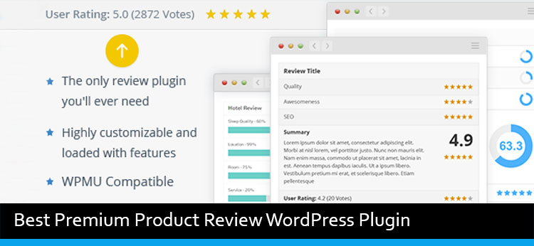4 Best Premium Product Review WordPress Plugin Of 2017
