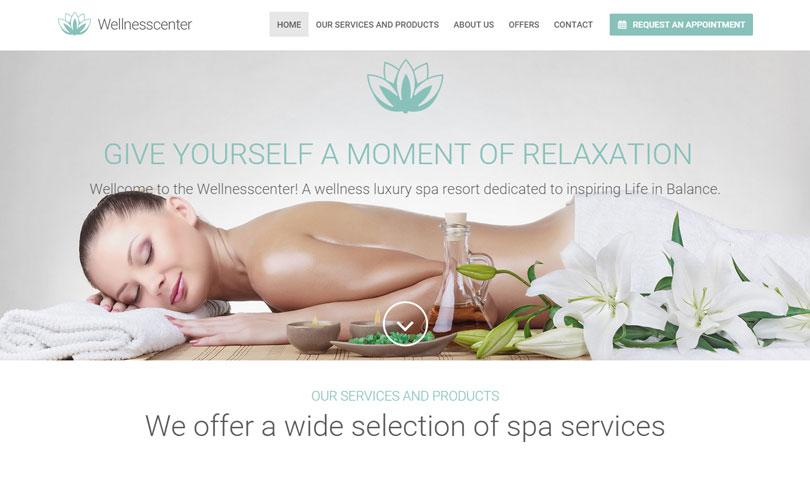 Best Spa And Beauty Salon WordPress Theme