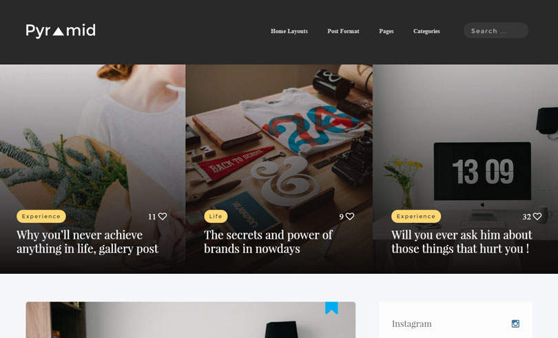 22 Best Premium WordPress Themes Of August 2015 - Modern WP Themes