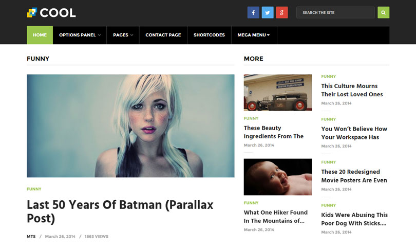 Best WordPress Themes By MyThemeShop