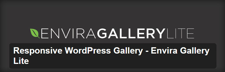 Free Best WordPress Gallery Plugin