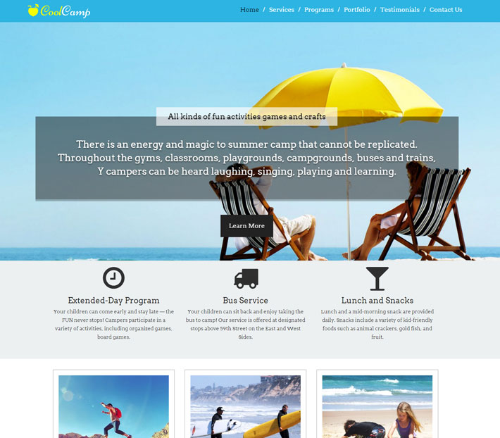10+ Beautiful WordPress Themes for a Glorious Online Presence