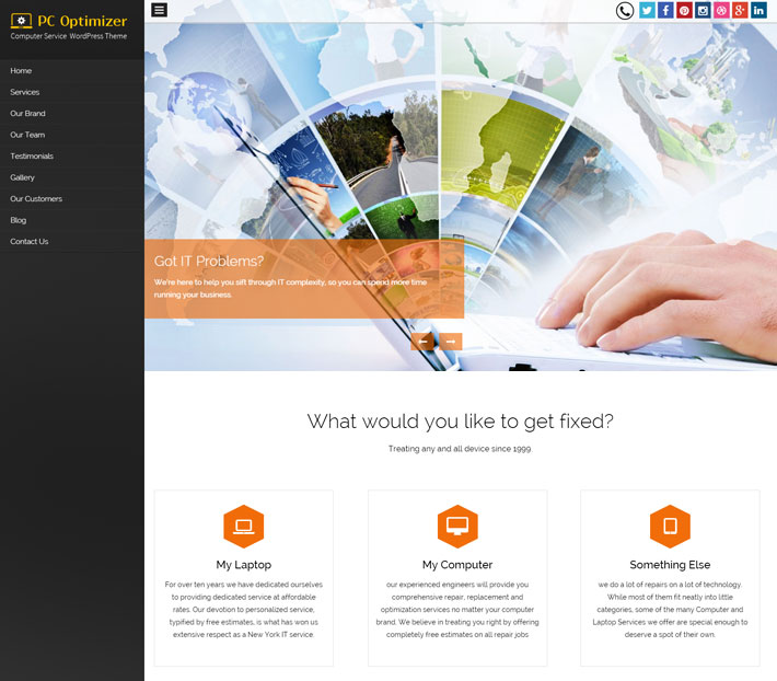 10+ Beautiful WordPress Themes for a Glorious Online Presenc