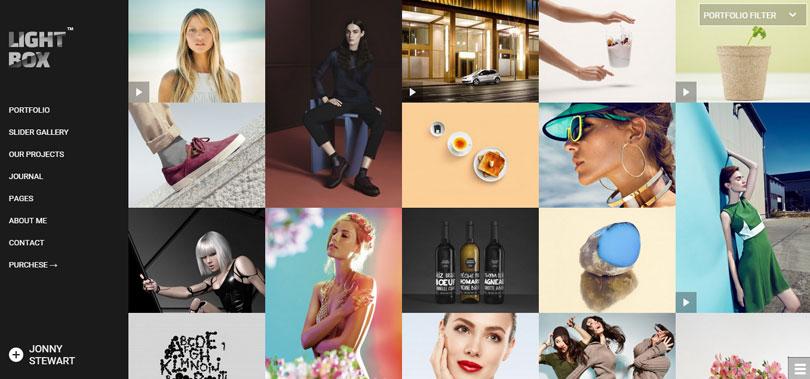 Best WordPress Photography Themes Of 2015