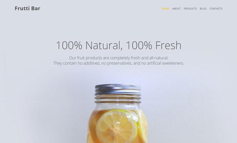 20 Flat Design WordPress Themes