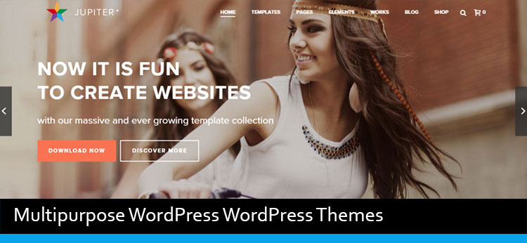 Top 10 Best Most Popular Multi Purpose WordPress Themes Of 2018