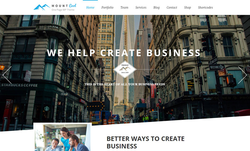Best Premium WordPress Themes Of November 2015