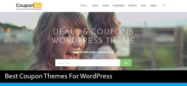 5 Best Coupon Themes For WordPress Of 2017