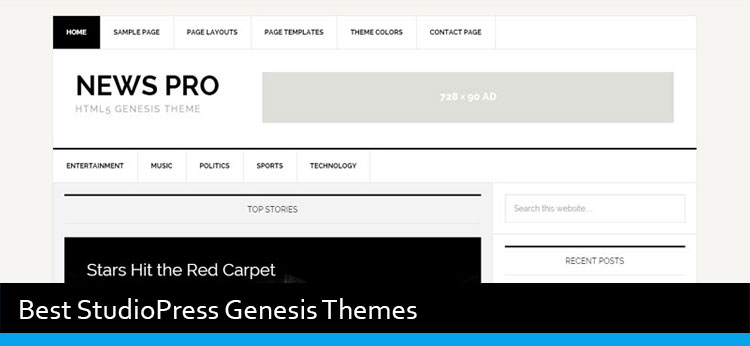 25 Best StudioPress Genesis Theme Of 2019