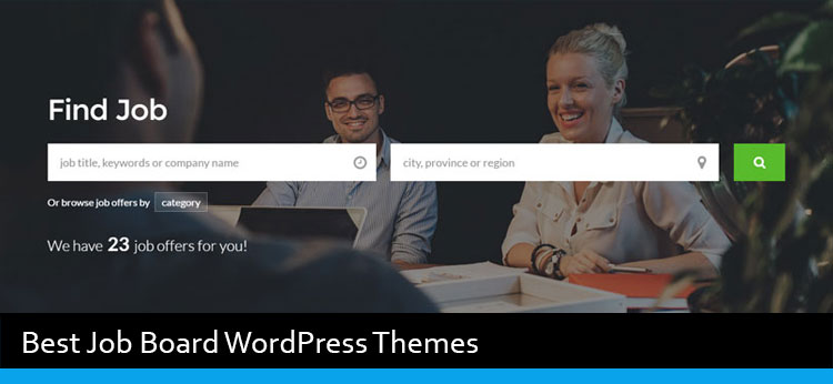 7 Best Job Board WordPress Themes Of 2018