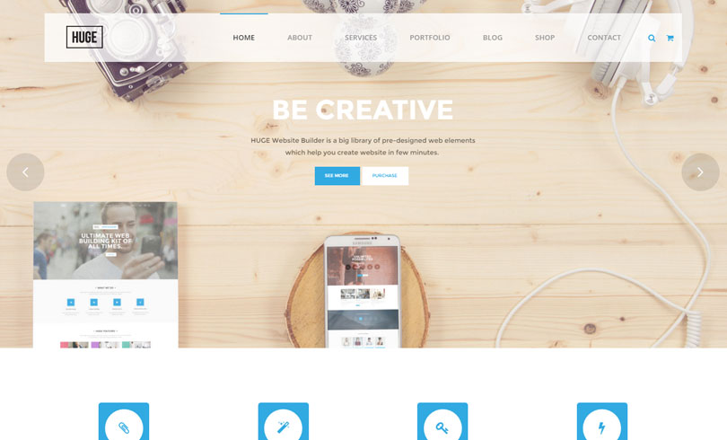 Best Premium WordPress Themes Of March 2016