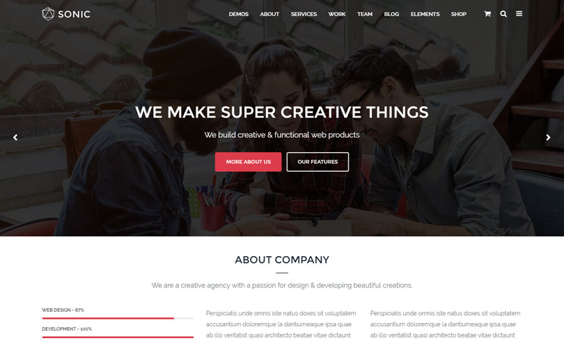 Best Premium WordPress Themes Of May 2016