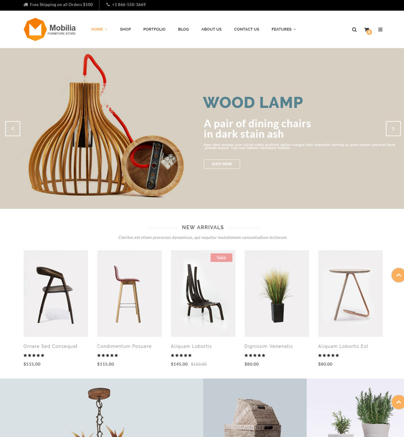 44 Best Wordpress Ecommerce Themes Of 2018 Modern Wp Themes