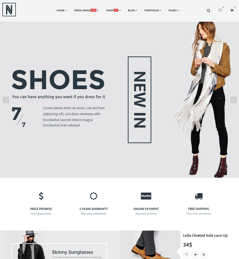 44 Best WordPress eCommerce Themes Of 2018 - Modern WP Themes