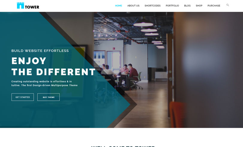 Best Business WordPress Themes Of 2016