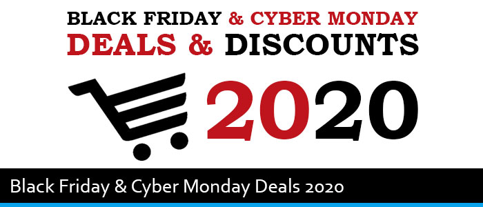 21 Best Black Friday & Cyber Monday Deals For Bloggers 2020